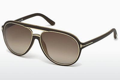 Sonnenbrille Tom Ford Sergio (FT0379 50K) - Braun