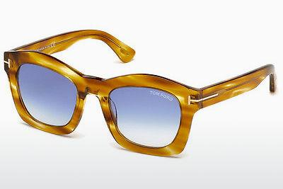 Sonnenbrille Tom Ford Greta (FT0431 41W) - Gelb