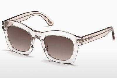 Sonnenbrille Tom Ford Greta (FT0431 74S) - Rosa, Rosa