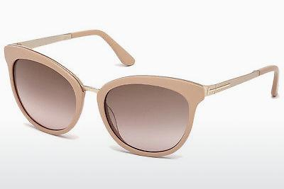 Sonnenbrille Tom Ford FT0461 74F - Rosa, Rosa