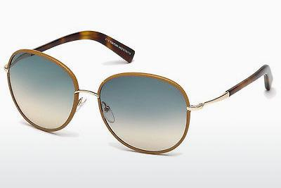 Sonnenbrille Tom Ford Georgia (FT0498 60W) - Horn, Horn