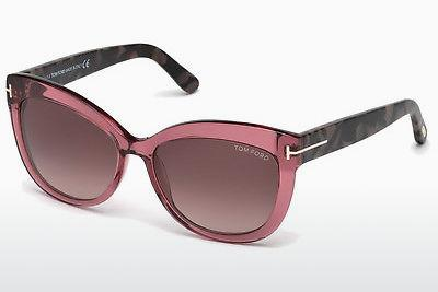 Sonnenbrille Tom Ford Alistair (FT0524 74T) - Rosa, Rosa