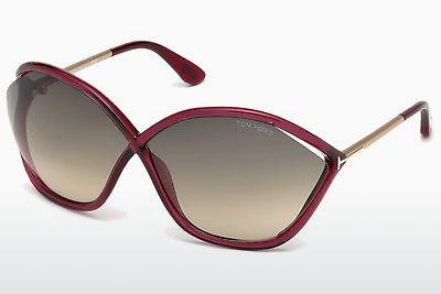 Sonnenbrille Tom Ford Bella (FT0529 77B) - Rosa, Fuchsia