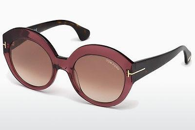 Sonnenbrille Tom Ford Rachel (FT0533 71F) - Burgund