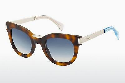 Sonnenbrille Tommy Hilfiger TH 1379/S QEB/IT - Gold, Braun, Havanna