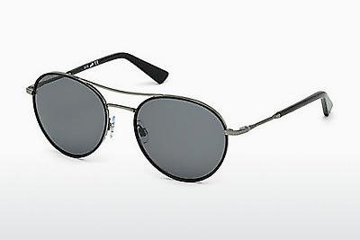 Sonnenbrille Web Eyewear WE0162 08W - Grau, Shiny