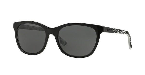 DKNY DY4115 358287 GREYTOP BLACK ON GREY