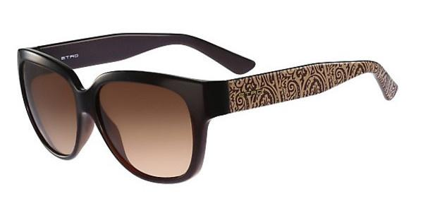 Etro ET606S 210 BROWN