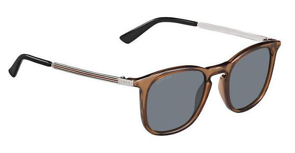 Gucci GG 1130/S QX9/8A GREYBROWN PLD