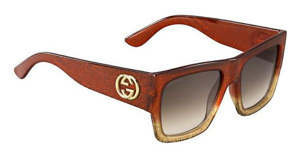 Gucci GG 3817/S RQA/K8 BROWN SFGLTTRDYLL