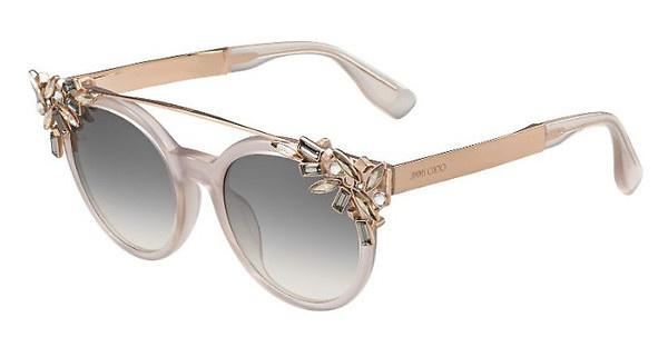 Jimmy Choo VIVY/S PR5/IC GREY MS SLVPINK GOLD