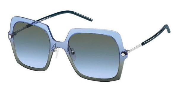 Marc Jacobs MARC 27/S TWE/HL GREY BLUEGREY BLUE (GREY BLUE)