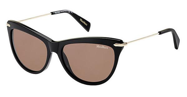Max Mara MM EDGY I ANW/CO RED BROWNBLCK GOLD (RED BROWN)