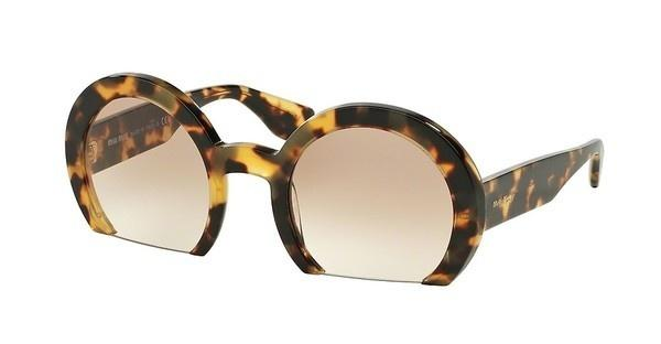Miu Miu MU 07QS 7S01L0 BROWN GRADIENTLIGHT HAVANA