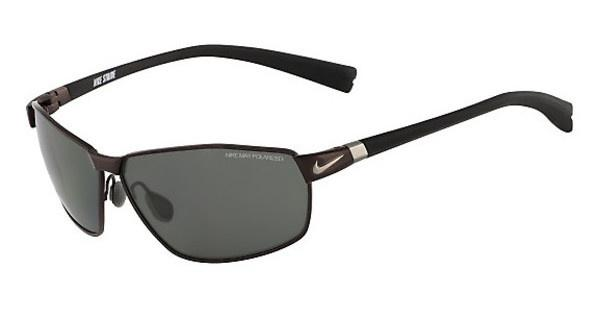 Nike NIKE STRIDE P EV0709 901 GUNMETAL/BLACK WITH POLARIZED GREY LENS LENS
