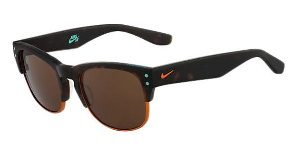 Nike VOLITION EV0879 208 TORTOISE/COPPER FLASH WITH BROWN LENS LENS