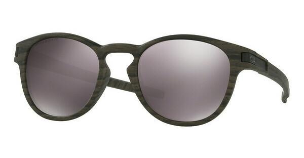 Oakley Herren Sonnenbrille »LATCH OO9265«, schwarz, 926527 - schwarz/schwarz