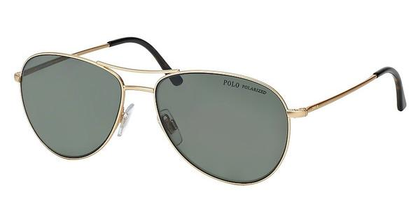 Polo PH3084 92569A POLAR GREENMATTE GOLD