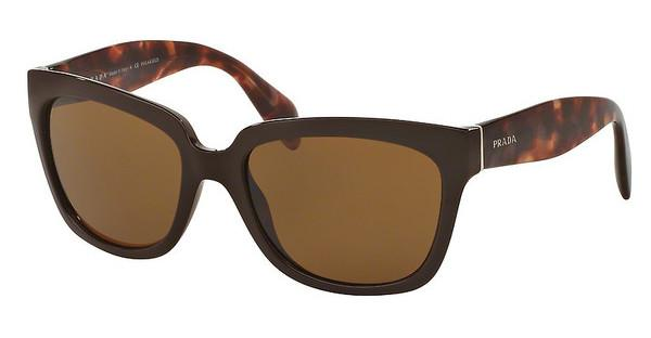 Prada PR 07PS DHO5Y1 POLAR BROWNBROWN