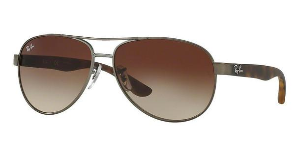 Ray-Ban RB3457 029/13 GRADIENT BROWNGUN METAL MATTE