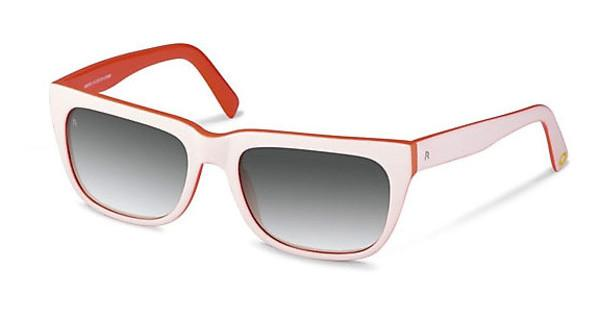Rocco by Rodenstock RR309 E sun protect - smokx grey gradient - 68%white coral