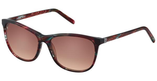 Rodenstock R3278 D skyline terra - 65%dark red structured
