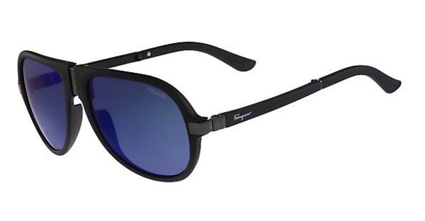 Salvatore Ferragamo SF662SP 002 MATTE BLACK