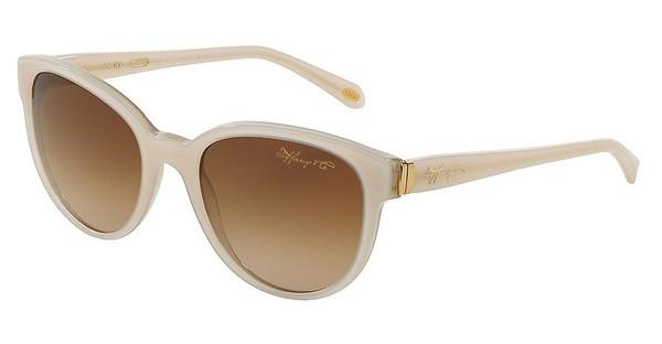Tiffany TF4109 81703B BROWN GRADIENTPEARL IVORY