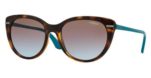 Vogue Sonnenbrille 2941S W65648 (56 mm) havanna 2sASx