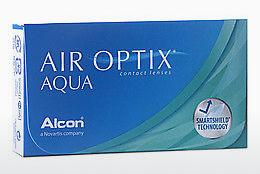 Kontaktlinsen Alcon AIR OPTIX AQUA (AIR OPTIX AQUA AOA3)