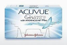 Kontaktlinsen Johnson & Johnson ACUVUE OASYS with HYDRACLEAR Plus PH-12P-REV