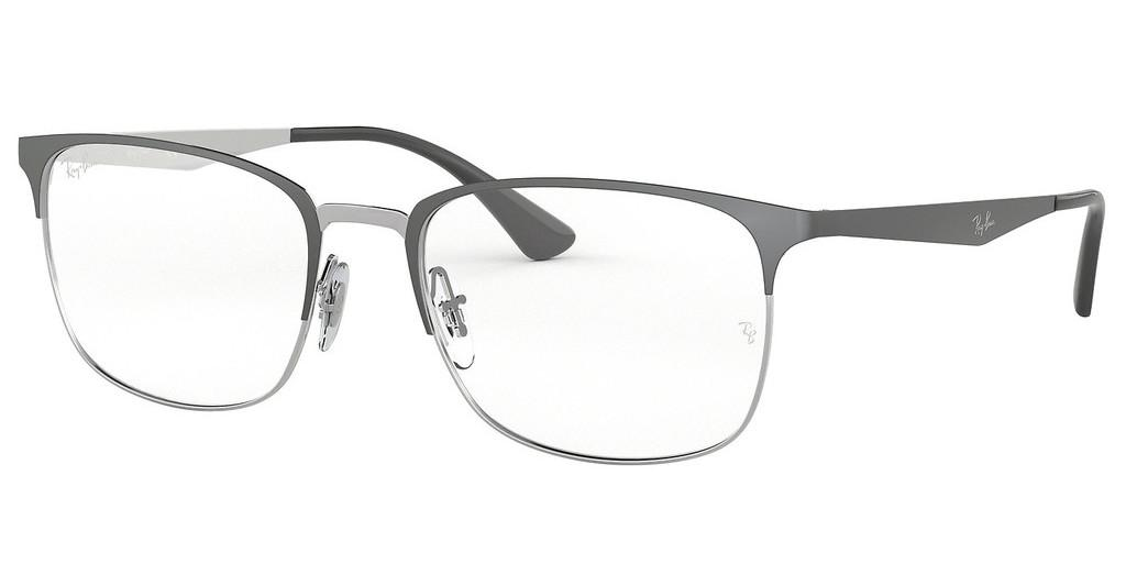 Ray-Ban   RX6421 3004 SILVER ON TOP GREY