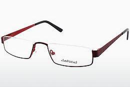 Detroit Brille » UN535«, braun, 01 - braun