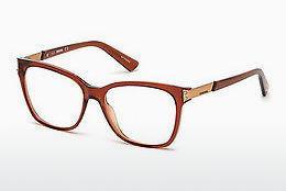 Diesel Damen Brille » DL5277«, grau, 020 - grau