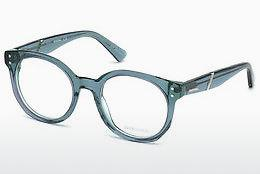Diesel Damen Brille » DL5264«, braun, 053 - havana