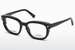 Dsquared2 Brille » DQ5236«, schwarz, 001 - schwarz