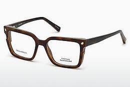 Dsquared2 Damen Brille » DQ5256«, gelb, 053 - gelb
