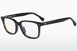 FENDI Fendi Damen Brille » FF 0280«, braun, 086 - havana
