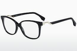 FENDI Fendi Herren Brille » FF M0005«, schwarz, 807 - schwarz