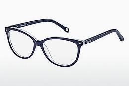 Fossil Damen Brille » FOS 6067«, braun, Z61 - braun