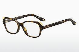 GIVENCHY Givenchy Brille » GV 0006«, braun, TLF - braun