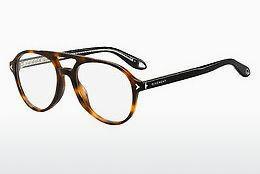 GIVENCHY Givenchy Brille » GV 0070/F«, braun, KVI - braun