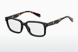Polaroid Damen Brille » PLD D337«, schwarz, 807 - schwarz