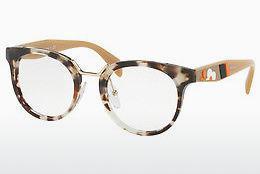 PRADA Prada Herren Brille » PR 11UV«, grau, C7O1O1 - grau