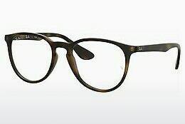 ray ban brillenfassung schwarz