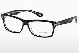 Designerbrillen Tom Ford FT5146 003 - Schwarz, Transparent