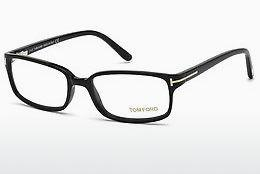 Designerbrillen Tom Ford FT5209 001 - Schwarz, Shiny