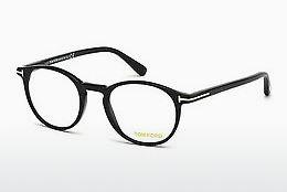 Designerbrillen Tom Ford FT5294 001 - Schwarz, Shiny