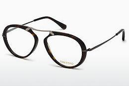 Designerbrillen Tom Ford FT5346 052 - Braun, Dark, Havana
