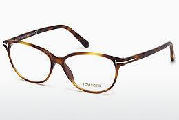 Tom Ford Damen Brille » FT5492«, braun, 045 - braun